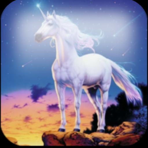 SlidePuzzle Mythical Horse