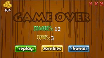 Screenshot of Jelly Zombie Smash