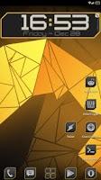 Screenshot of Deus Ex Android Launcher Icons