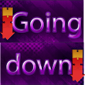 Going Down 100 logo