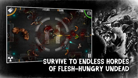 Extinction: Zombie Survival - screenshot thumbnail