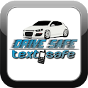 Drive Safe Text Safe logo