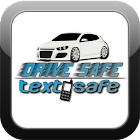 Drive Safe Text Safe icon