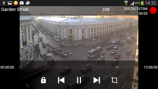 RTSP Player (IP Camera Viewer) screenshot 2