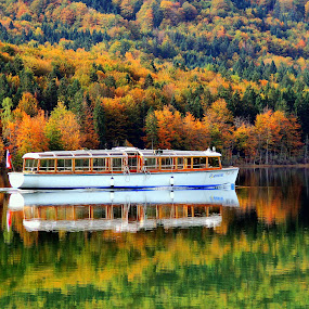 autumn trip by Ld Turizem - Landscapes Waterscapes