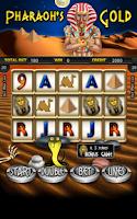 Screenshot of Pharaons Gold