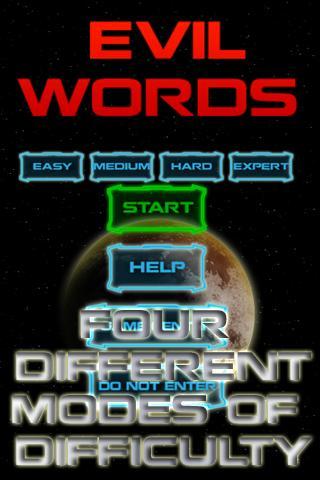 EVIL WORDS Lite