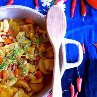 Antilles Tripe Stew.
