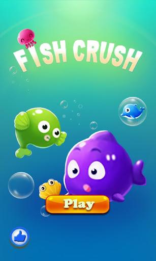 魚のクラッシュ