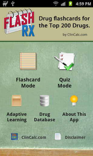 FlashRX by ClinCalc