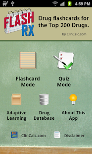FlashRX by ClinCalc - screenshot thumbnail