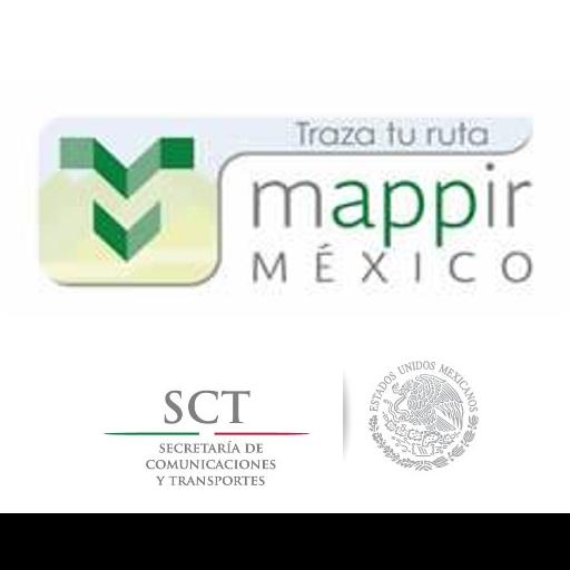 SCT Mappir LOGO-APP點子
