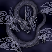 Live Wallpaper Dragon of Light