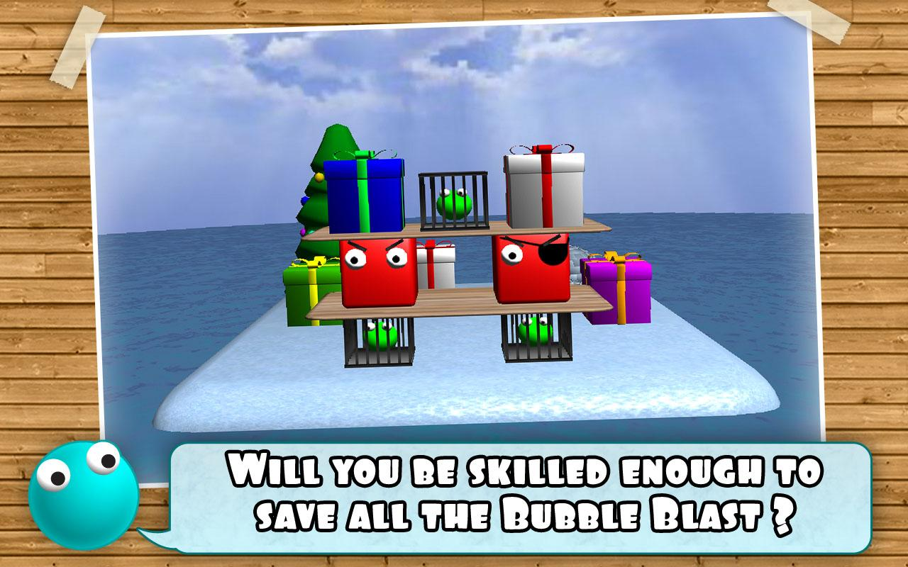 Bubble Blast Rescue- screenshot