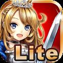 姫騎士と最後の百竜戦争Lite【快感カウンターバトルRPG】 icon
