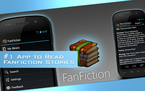 FanFiction Reader - screenshot thumbnail