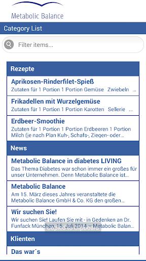【免費新聞App】Metabolic Balance News App-APP點子