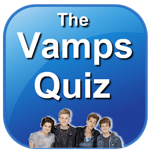 The Vamps Quiz for PC and MAC