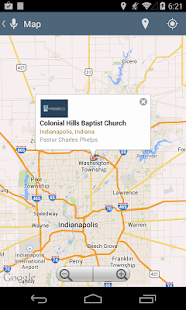 Colonial Hills Baptist Church- screenshot thumbnail