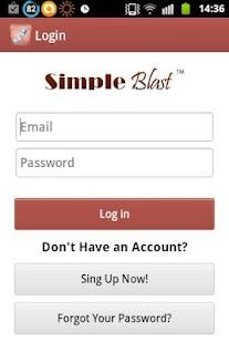 SimpleBlast- screenshot thumbnail
