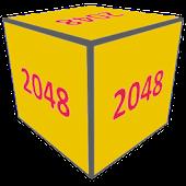 2048 Cube 3D