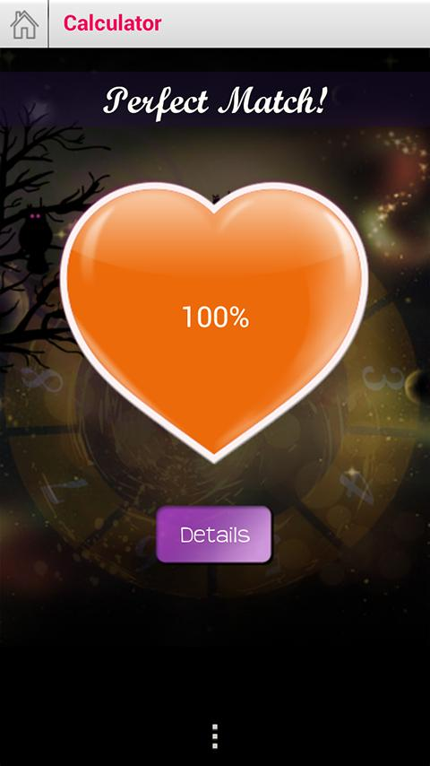 Love Test Halloween- screenshot