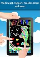 Screenshot of Kids doodle