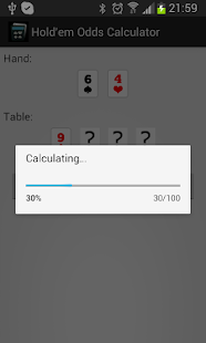 Odds Calculator- screenshot thumbnail