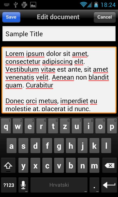 i-Prompt Pro- screenshot