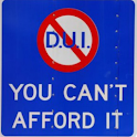 DUI kNOw Timer logo