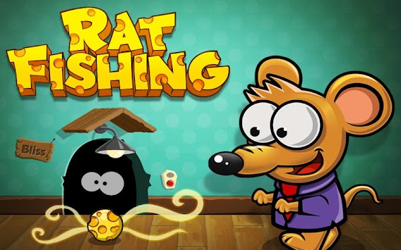 Rat Fishing APK screenshot thumbnail 1