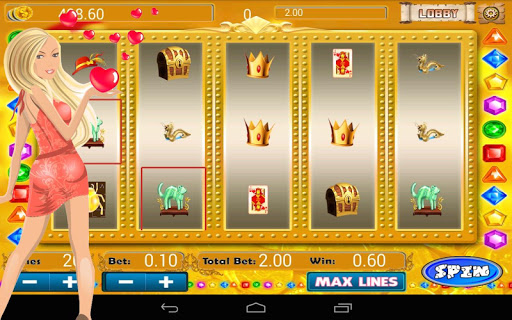 Black Jack Aces Slot casino