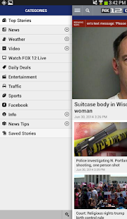 FOX12 Oregon- screenshot thumbnail