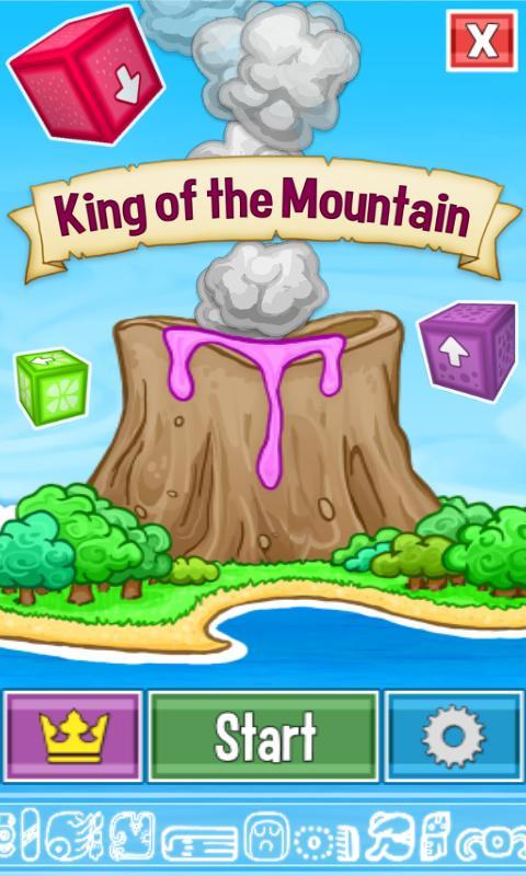 King of the Mountain- screenshot