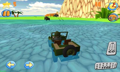 【免費賽車遊戲App】Wild race cars ( Jeep 4x4 )-APP點子