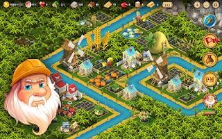 Screenshot of Gnome Nations