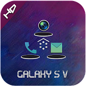 Galaxy s5 smart launcher theme
