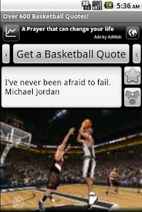 Basketball Quotes - screenshot thumbnail