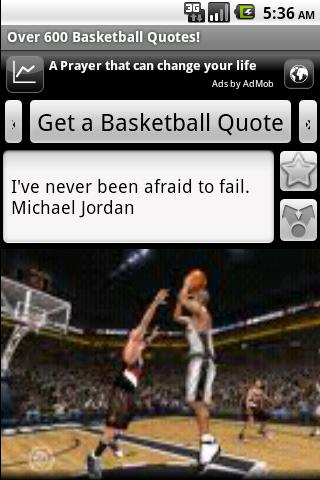Basketball Quotes - screenshot