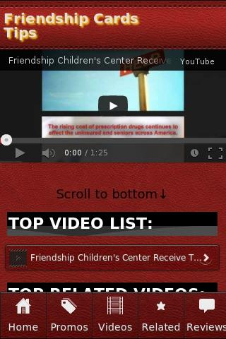 Friendship Cards Tips