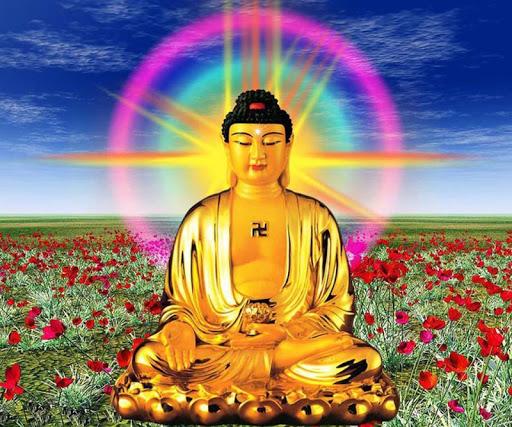 3D Buddha