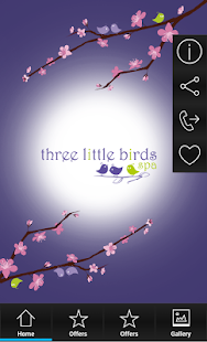 Three Little Birds Spa- screenshot thumbnail