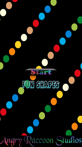 Fun Shapes For Kids