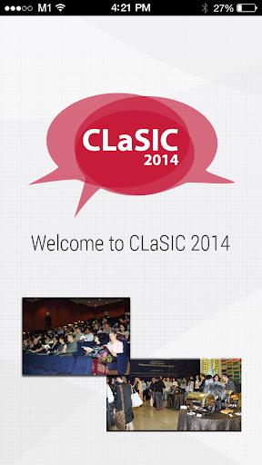 CLaSIC 2014
