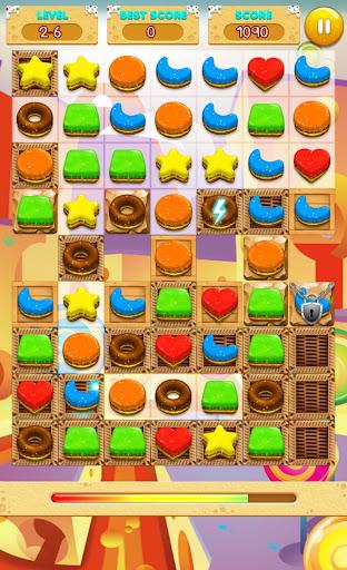 Cookie Legend 1.1 screenshots 8