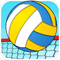 Sonic Volleyball Beach logo