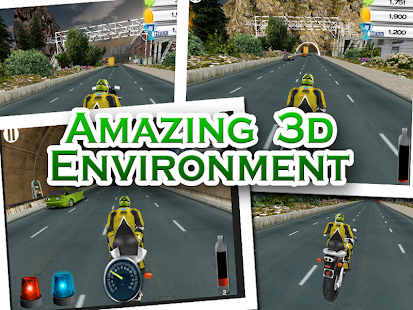 Street Bike Racing- screenshot thumbnail