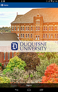 Duquesne U - screenshot thumbnail
