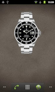 Rolex Submariner Watch - screenshot thumbnail