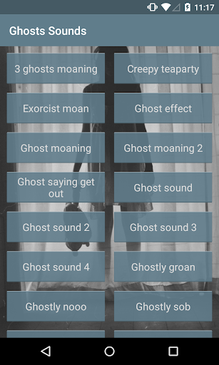 Ghost Sounds